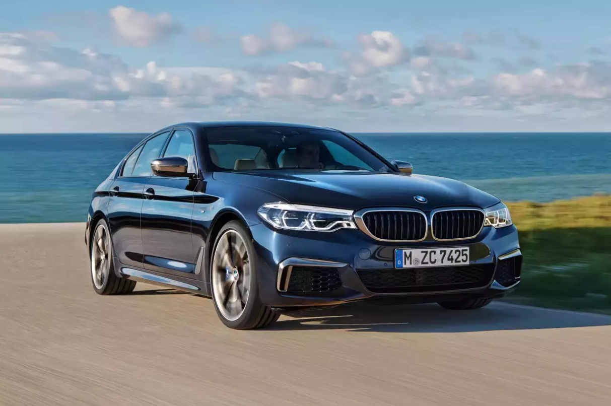Design Analysis: 2018 BMW 5 Series