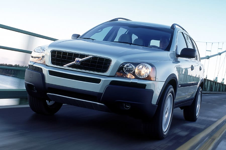 2000 & Late: 2003-2006 Volvo XC90