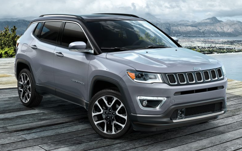Jeep's Compass Finds Its Way