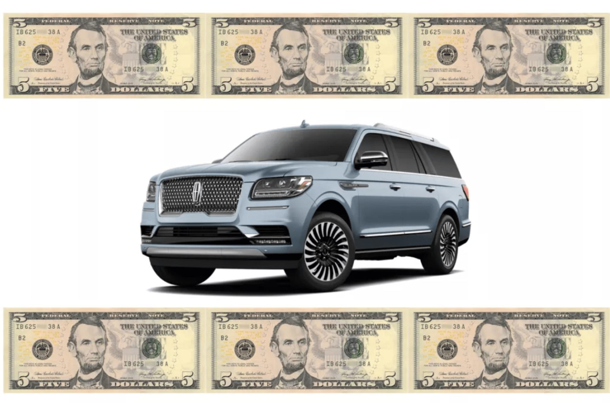 Building A $100,000 Lincoln Navigator