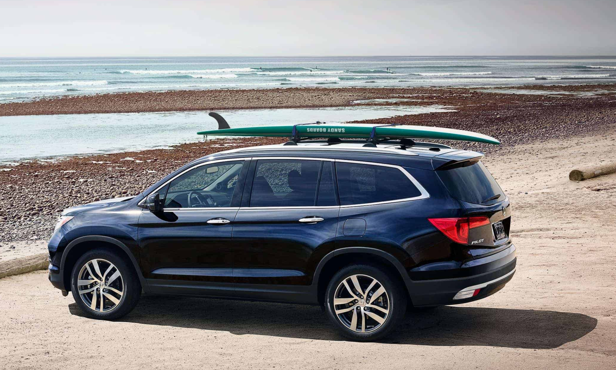 2018 honda pilot third auto for Honda pilot 2018 review