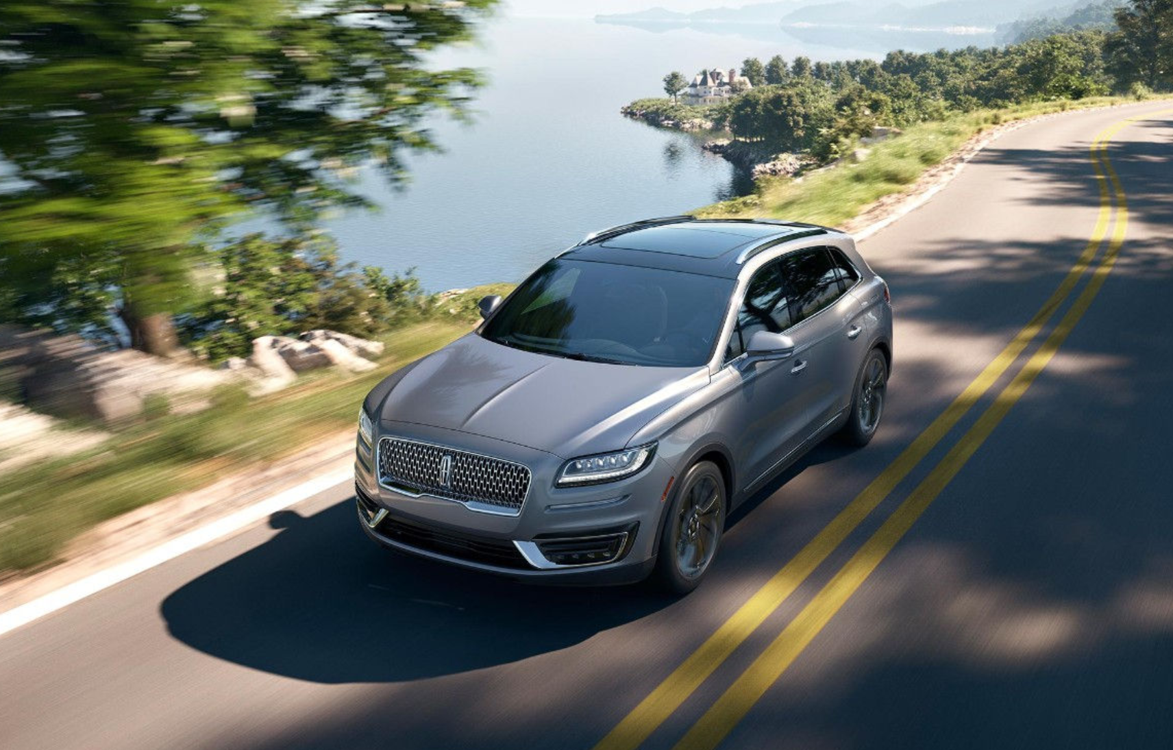 Sneak Preview: 2019 Lincoln Nautilus