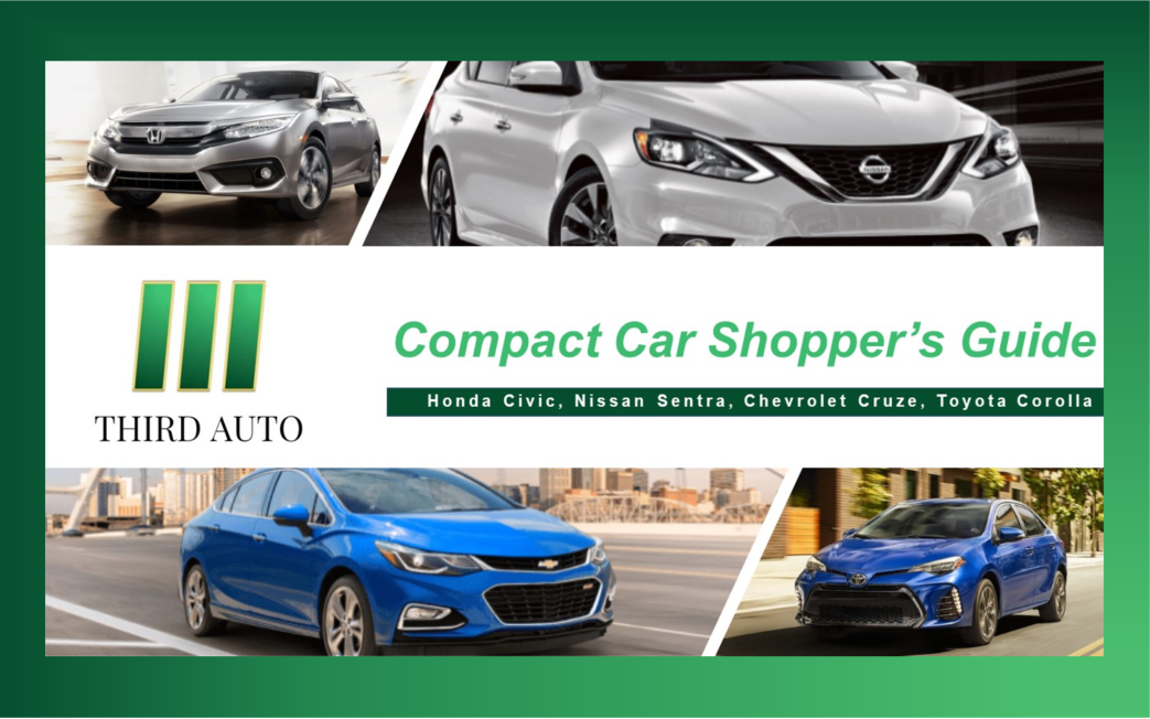 Shopper's Guide to Popular Compact Cars