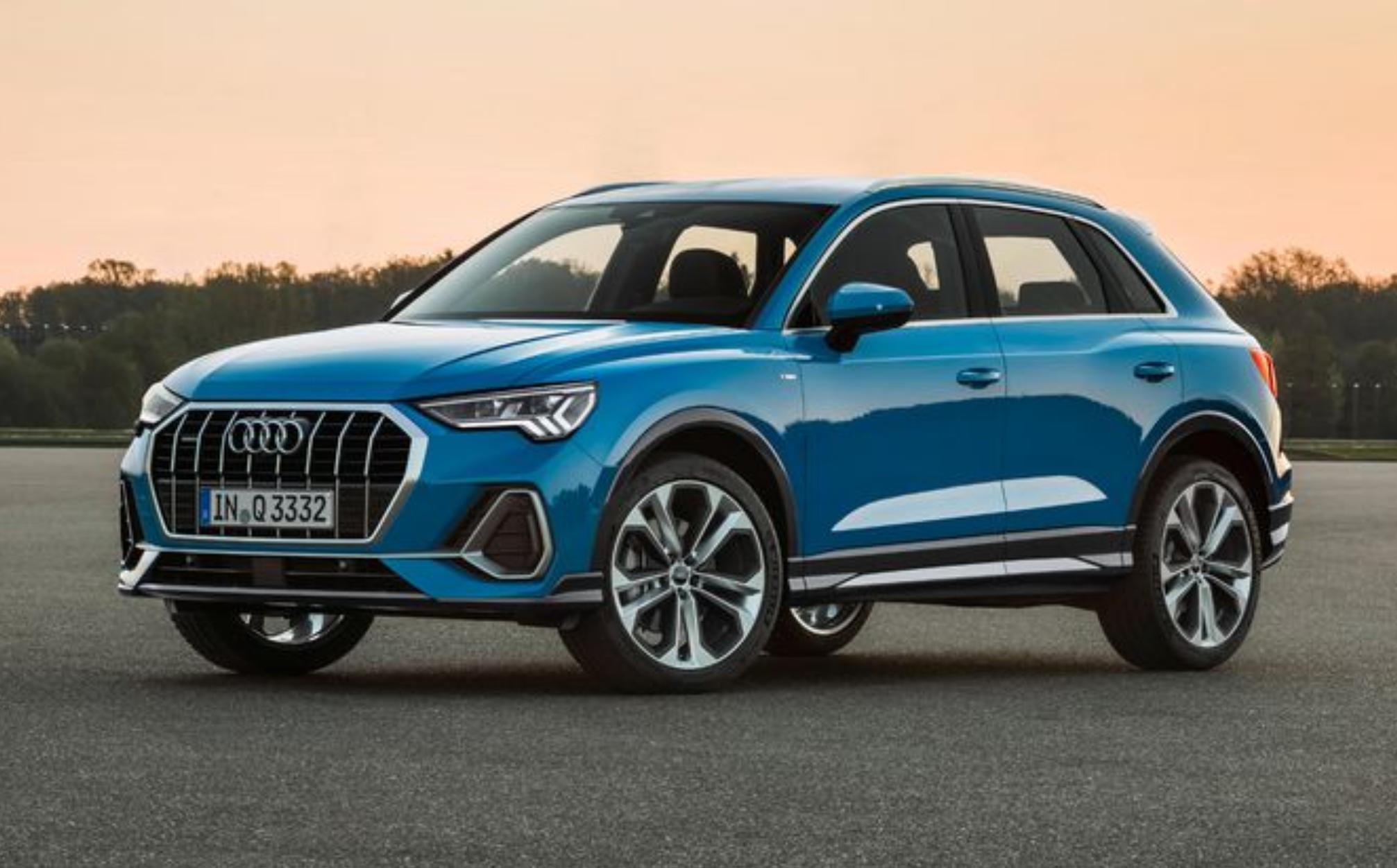Audi Debuts Second Generation Q3
