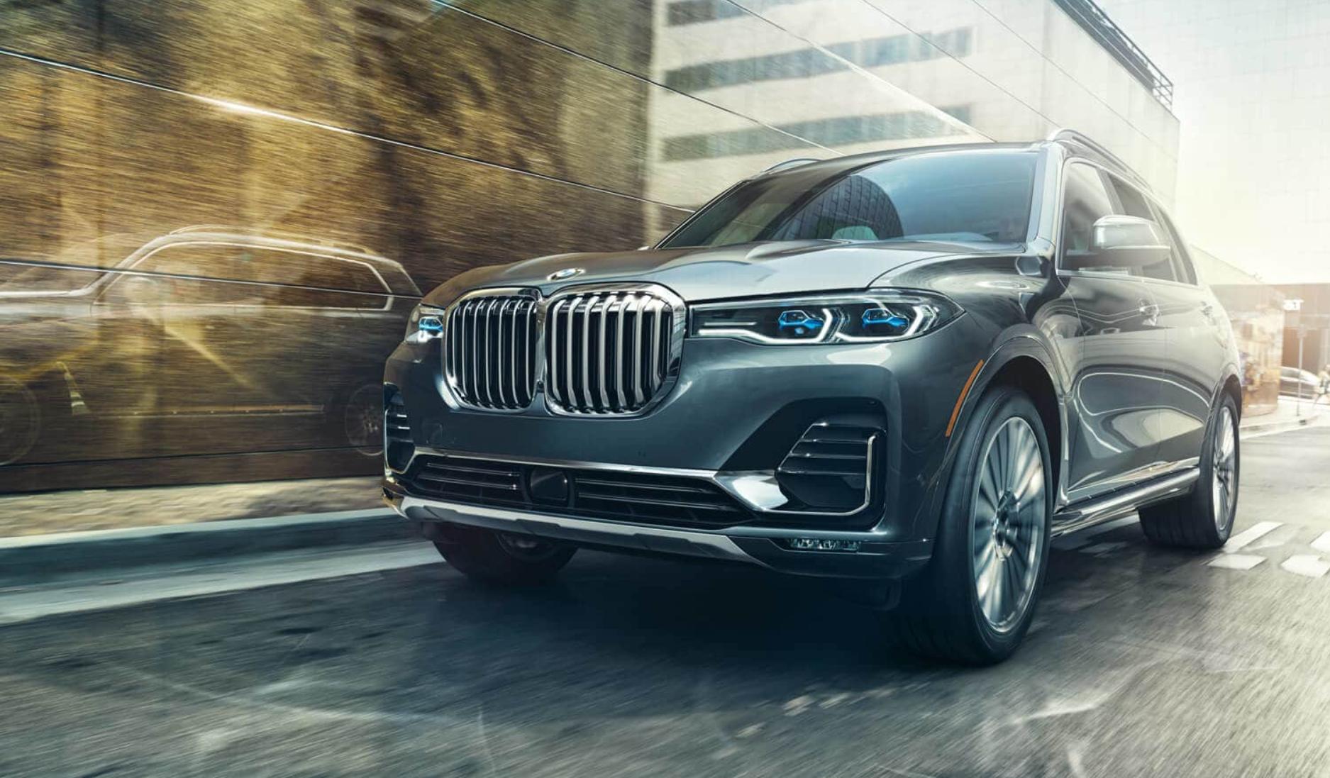 Building a [Big Money] 2019 BMW X7