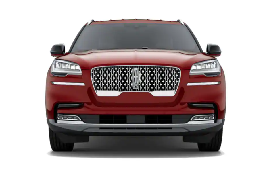 Building a 2020 Lincoln Aviator